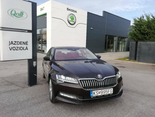 Škoda Superb 1.5 TSI ACT Style DSG - Obrazok