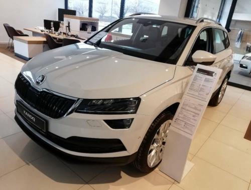 Škoda Karoq 1.5 TSI ACT Style DSG - Obrazok