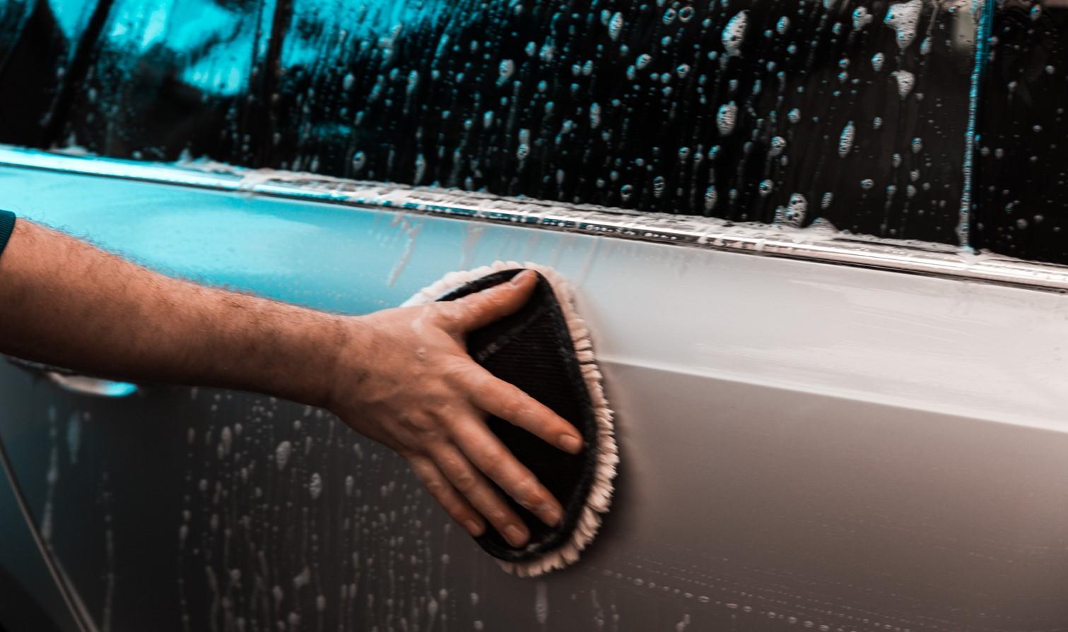 Obrazk pre sluzbu - Ručné umytie exteriér