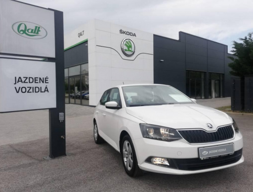 Škoda Fabia 1.2 TSI Ambition - Obrazok