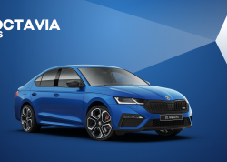 Octavia RS - Obrazok