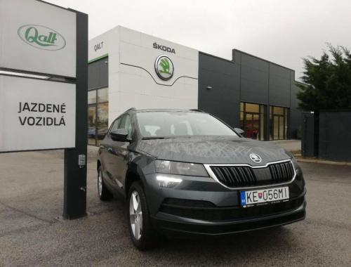 Škoda Karoq 1.5 TSI ACT Ambition - Obrazok