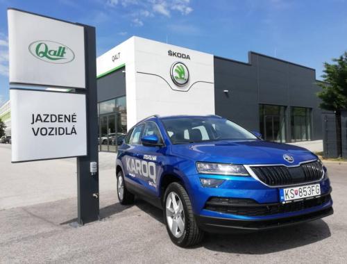 Škoda Karoq STYLE Plus 1.5 TSI 110 kW 7AP - Obrazok