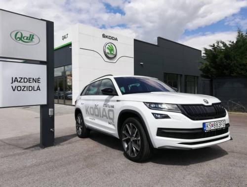 Škoda Kodiaq SPORTLINE 2.0 TDI 140 kW 4x4 7AP - Obrazok