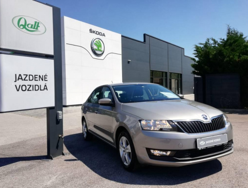 Škoda Rapid 1.0 TSI 110k Ambition EU6 - Obrazok
